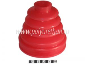 Tripoid boot CV joint for Toyota