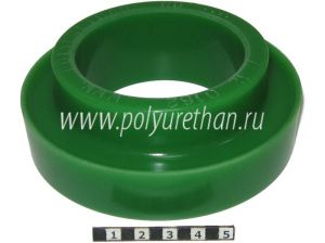 Spring spacer, rear suspesion (lift +20 mm)  ― Polyurethan The outside appearance of the product may not be the same as in the image. We are constantly upgrading our products to improve their quality